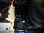 ポルシェ カイエン 958 バッテリー交換
