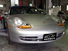 ポルシェ 911 996 クラッチ交換