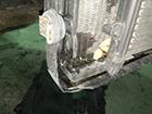 ポルシェ 911/996 ターボ 1年点検 冷却水漏れ