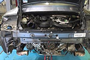 ポルシェ 911 996型 カレラS オーバークール